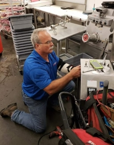 FRONTIER provides equipment service to all aspects of the food and meat industries